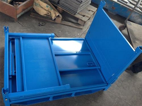 黄岛铁皮箱