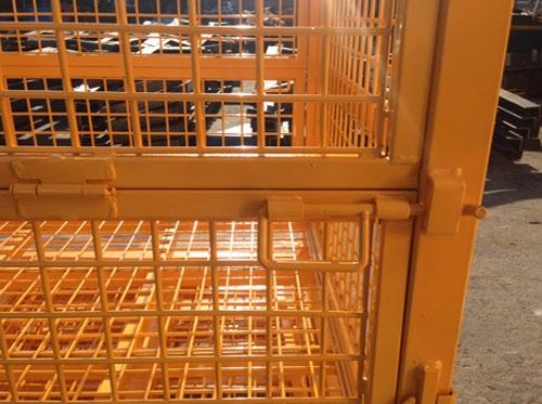 青岛折叠仓储笼